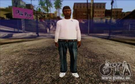 N.W.A Skin 1 pour GTA San Andreas