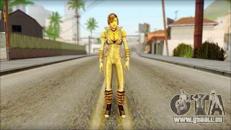 Reiko pour GTA San Andreas