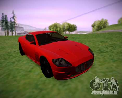 F620 from GTA V pour GTA San Andreas