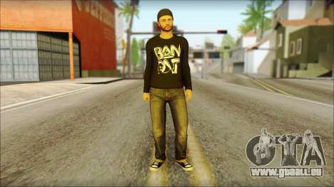 Bandit The Original pour GTA San Andreas