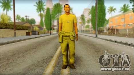 GTA 5 Soldier v2 pour GTA San Andreas