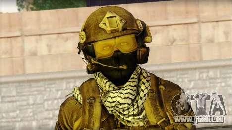 Kämpfer OGA (MoHW) v1 für GTA San Andreas dritten Screenshot