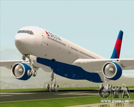 Airbus A330-300 Delta Airlines für GTA San Andreas