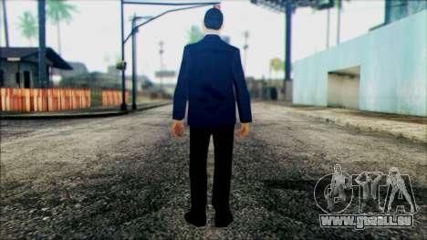 Somybu from Beta Version für GTA San Andreas zweiten Screenshot