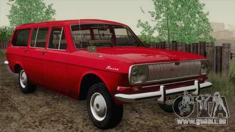 GAS-24-02 für GTA San Andreas