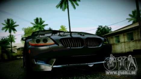 ENB series by Anonim pour GTA San Andreas