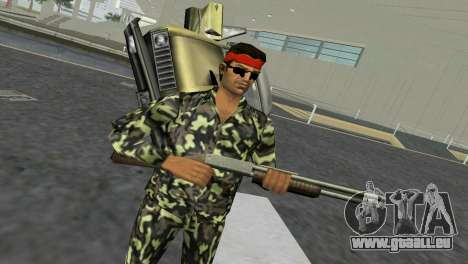 Camo Skin 03 pour GTA Vice City