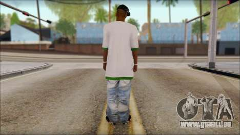 Sweet Full Replacement für GTA San Andreas zweiten Screenshot