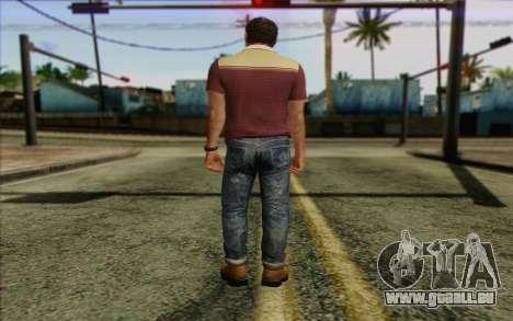 Trevor Phillips Skin v6 pour GTA San Andreas deuxième écran