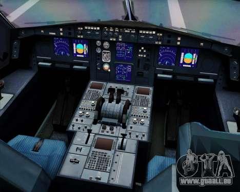 Airbus A330-300 LTU International für GTA San Andreas Innen