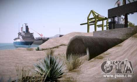 Graphic mod for Medium PC für GTA San Andreas dritten Screenshot