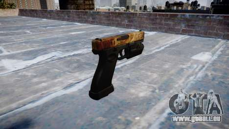 Pistolet Glock 20 elite pour GTA 4 secondes d'écran