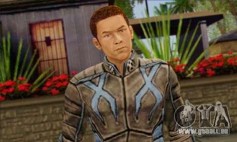 Айсмен (X-Men-Der Offizielle Spiel) für GTA San Andreas dritten Screenshot