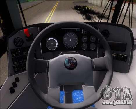 Marcopolo Ideale 770 - Volksbus 17-230 EOD pour GTA San Andreas moteur