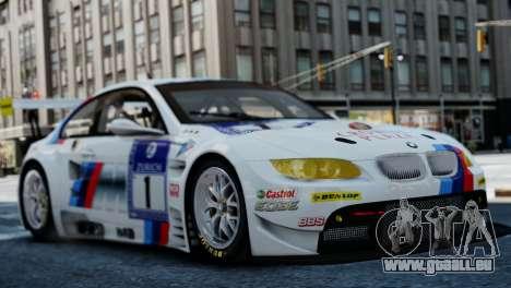 BMW M3 GT2 pour GTA 4