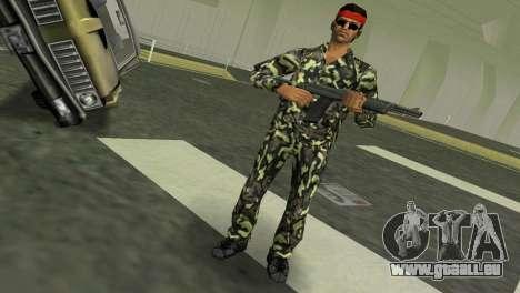 Camo Skin 03 GTA Vice City pour la deuxième capture d'écran