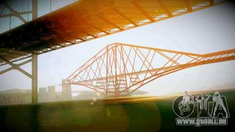 ENB series by Anonim für GTA San Andreas her Screenshot
