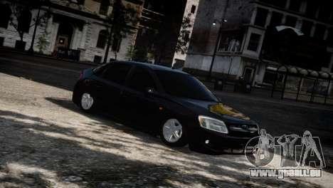 Lada Granta für GTA 4 Unteransicht