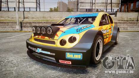 Zenden Cup Snap-On pour GTA 4