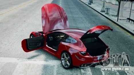 Ferrari FF für GTA 4 rechte Ansicht