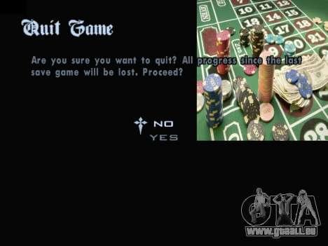 Menu Gambling für GTA San Andreas