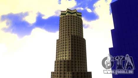HD texture vier Wolkenkratzer in Los Santos für GTA San Andreas fünften Screenshot