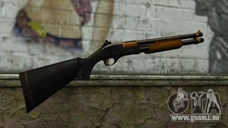 Nitro Shotgun pour GTA San Andreas deuxième écran