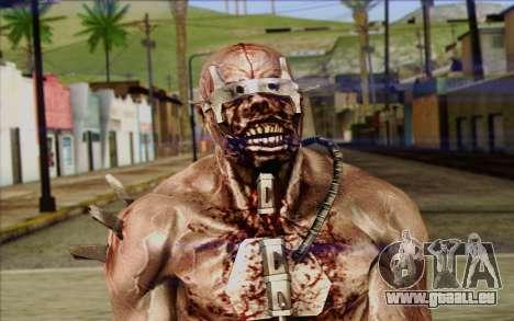 Fleshpound pour GTA San Andreas troisième écran