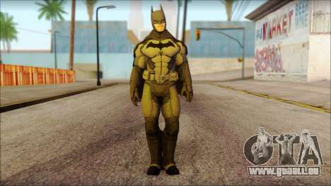 Batman From Batman: Arkham Origins für GTA San Andreas
