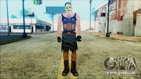 Manhunt Ped 14 für GTA San Andreas
