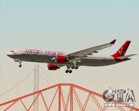Airbus A330-300 Virgin Atlantic Airways für GTA San Andreas