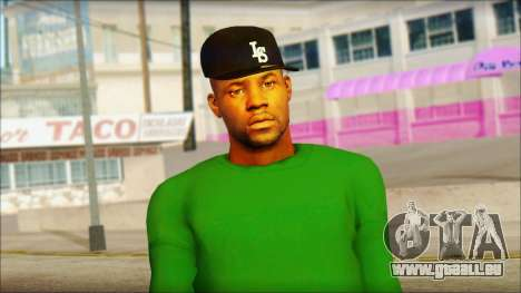 Sweet v2 für GTA San Andreas dritten Screenshot