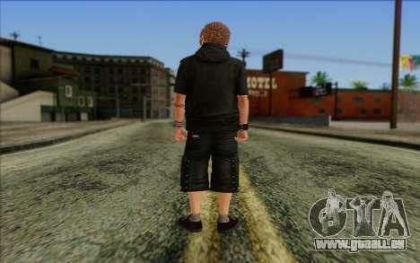 GTA 5 Wade Hebert pour GTA San Andreas deuxième écran