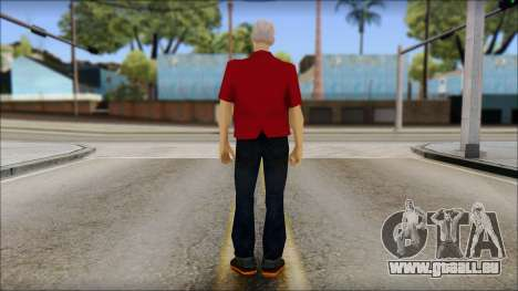 Biff from Back to the Future 1985 für GTA San Andreas zweiten Screenshot
