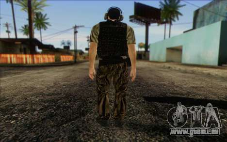 Asano from ArmA II: PMC für GTA San Andreas zweiten Screenshot