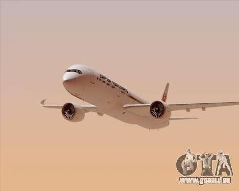 Airbus A350-941 Japan Airlines für GTA San Andreas