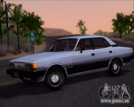 Chevrolet Opala Diplomata 1987 pour GTA San Andreas