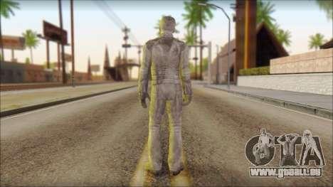 Iceman Standart v2 pour GTA San Andreas deuxième écran