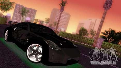 Nissan 350Z Veiside DK für GTA Vice City