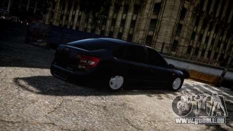 Lada Granta für GTA 4 obere Ansicht