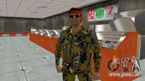 Camo Skin 16 für GTA Vice City dritte Screenshot