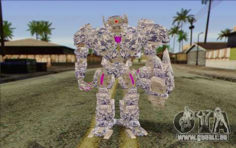 Shockwawe v3 pour GTA San Andreas