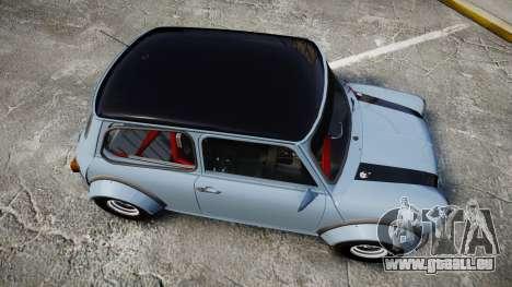 Mini Miglia [Updated] für GTA 4 rechte Ansicht