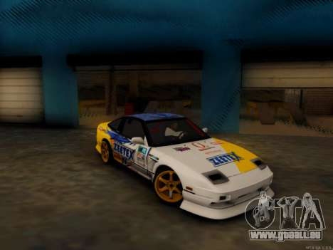 Nissan 240sx Zeetex pour GTA San Andreas