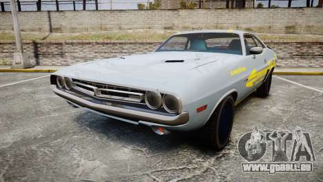 Dodge Challenger 1971 v2.2 PJ4 für GTA 4
