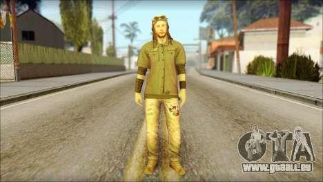 Watch Dods T-Bone pour GTA San Andreas