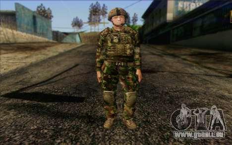 Britische Soldaten (ArmA II: BAF) v1 für GTA San Andreas