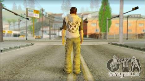 Iceman Street v2 pour GTA San Andreas deuxième écran