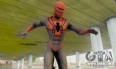 Skin The Amazing Spider Man 2 - Suit Assasin für GTA San Andreas