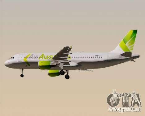 Airbus A320-200 Air Australia für GTA San Andreas